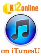 K12 Online Conference on iTunesU