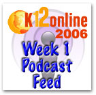 Week 1 Podcast Feed